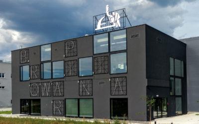 Pinta Brewery in Zywiec Poland
